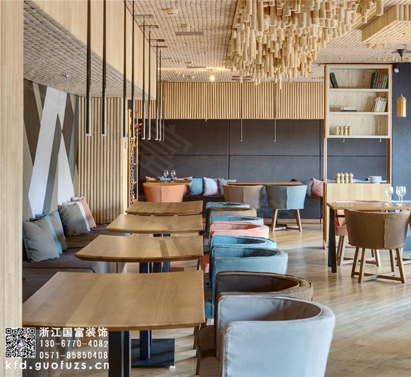 杭州创意咖啡馆设计