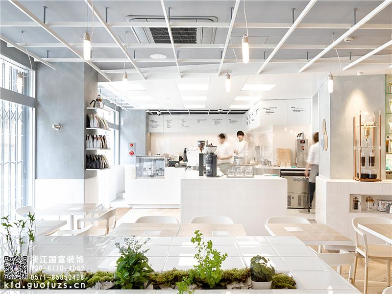 杭州咖啡廳裝飾