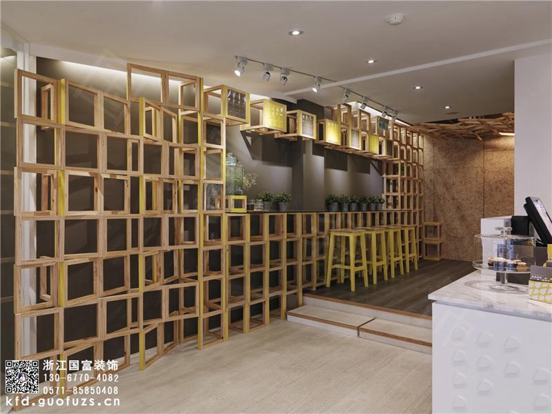 杭州咖啡店装修施工,如何营造香醇舒缓的环境